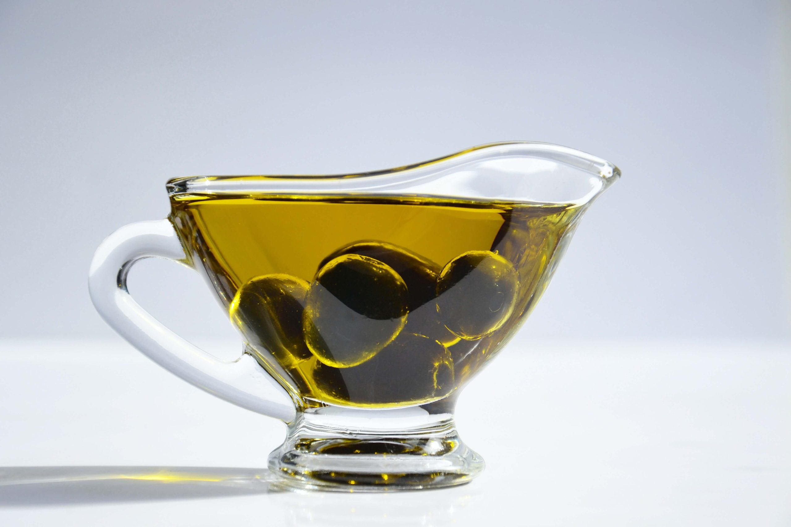 Oliwa extra vergin z dodatkiem całych oliwek